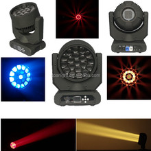 19*15w bee eye led moving head light