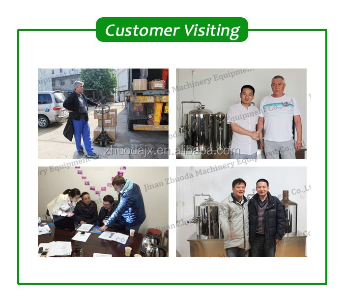 300l stainless steel beer brewery equipment beer brewing machine