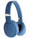 Slim blue tooth headset light weight headphone foldable small headset handsfree talking
