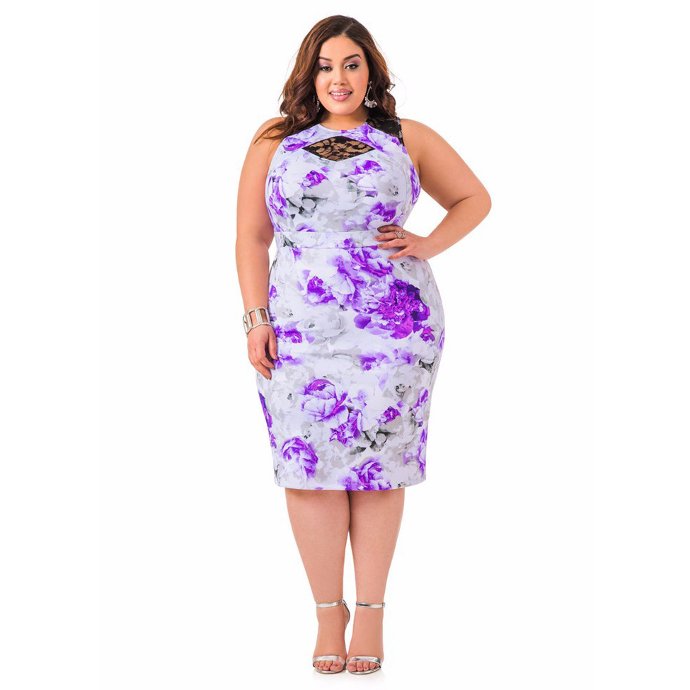 Big size clothing for women