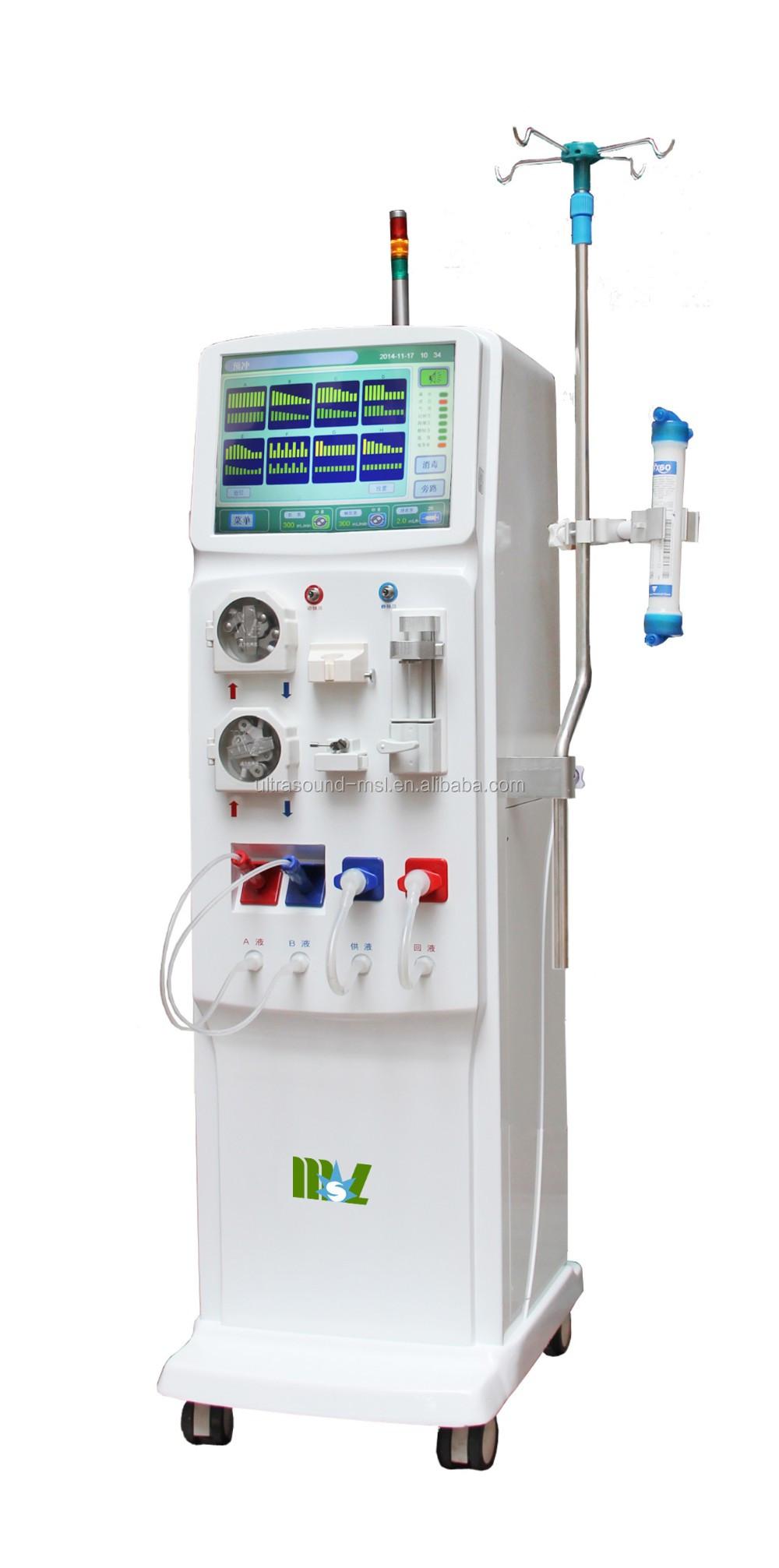 mobile dialysis machine