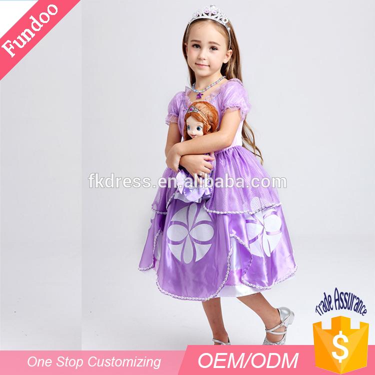 54473f1f5 هالوين carrinival الأميرة صوفيا الفتيات زي-أزياء تلفزيون وأفلام-معرف ...