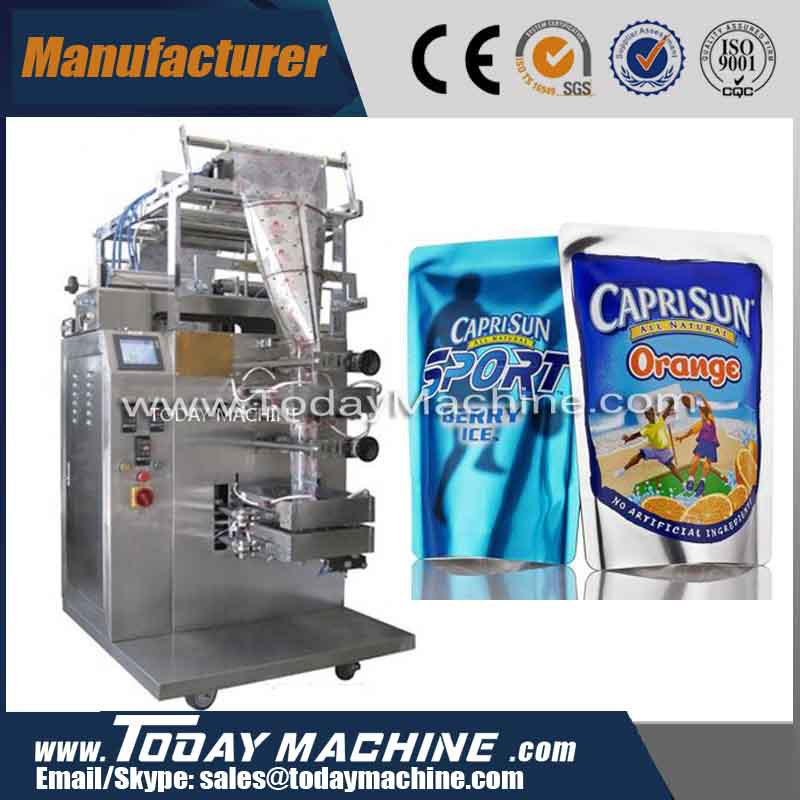 high quality stand up food pouch printing machinery