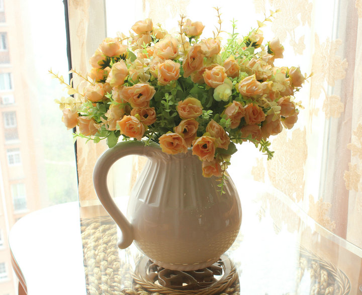 Cheap spring flower decorations find spring flower decorations get quotations 2015 wedding decorations the new simulation artificial flowers for decoration bedroom living room decorative flower spring mightylinksfo