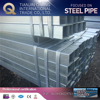 cheap building materials square hollow section/latest building materials black steel pipe
