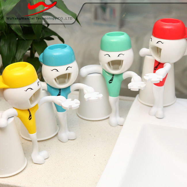 New Funny Innovative Products Home The Kids Auto Toothpaste Dispenser