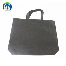 Tongxin Import China Products Black Custom Printing Grocery Tote Shopping Non Woven Bag