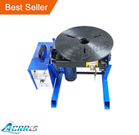 100Kg Loading Rotary Tig Turntable Welding Rotating Welding Table