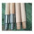 Straight raw material Natural Eucalyptus Wooden broom stick metal stick broom