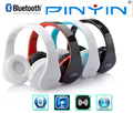 2015 New Wireless Bluetooth Stereo Foldable Headset Handsfree Headphones Earphone with Micphone for iPhone Samsung HTC