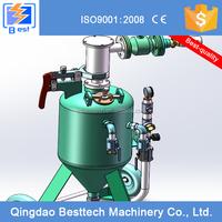 Industrial Vacuum Blaster Cleaning Surface Sand Blasting Machine/