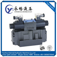 Cheapest DSHG Series Hydraulic Pilot Operated Valve for tractor 3 way Solenoid suction Directional Control Valve