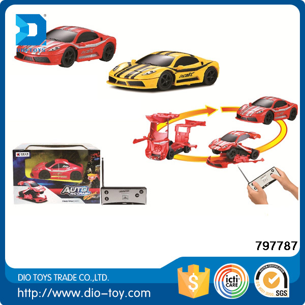 2017 New design Remote control Deformation Car /electic toy car for sale