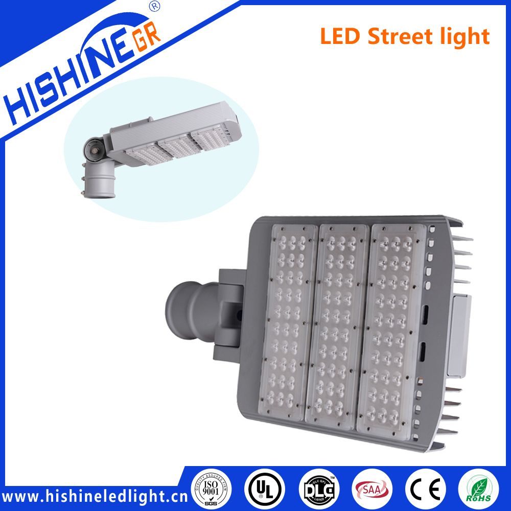 Honey comb technology Meanwell Driver 3D heat dissipation IP65 120w solar led street light