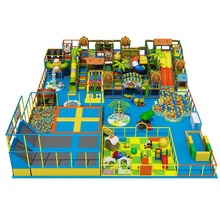Ball Pool Indoor Playground For Kids