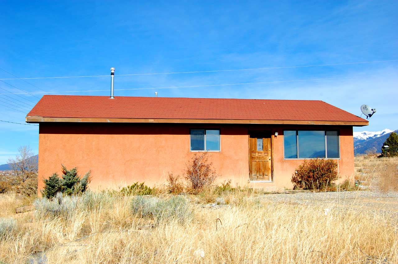 Foreclosure in Taos, New Mexico