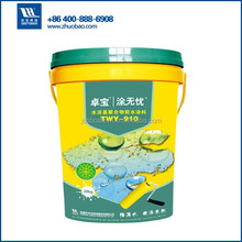 cementitious polymer home decoration waterproof coatings