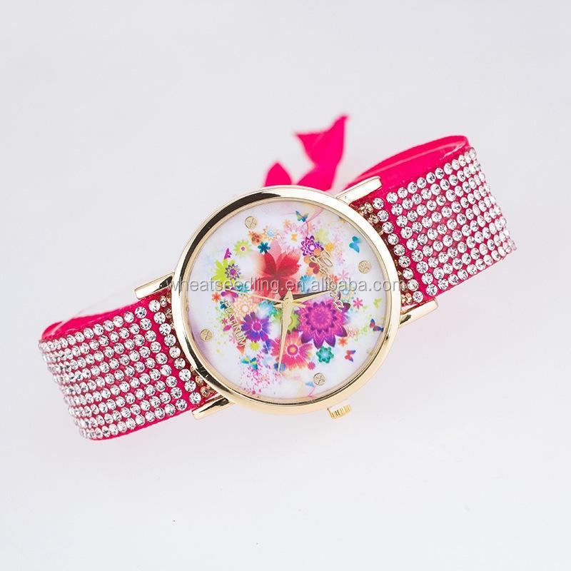 Latest Fashion Stylish Girls Watch Hand Watch Guangzhou Watch ...