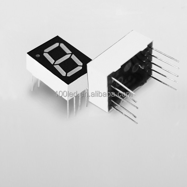 Single 8 LED 7-Segment Display LED Componets For Timer Board or Time Counter