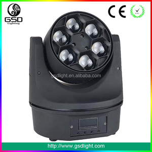 super beam mini Bee Eye light moving head stage light led moving head wash light