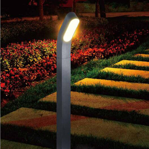 Anti-glare PC Diffuser CE 6W 800mm Pillar Outdoor Light For Garden Yard