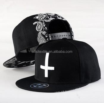 c059e942e80b53 Fashion Design Mens Baseball Cap Black Design /Men Hip Hop Snapback Cap Hat /Custom