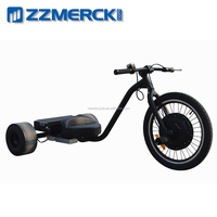 Big wheel electric drift trike
