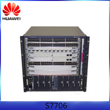 Huawei S7700 series S7706 Aggregation Network Switch, View network switch,  Huawei Product Details from Shanghai Chu Cheng Information Technology Co ,