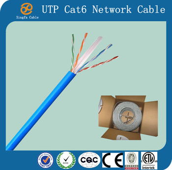 Xingfa Brand Retractable Cat6 Cable/ Network Cable Color Code Utp ...