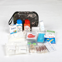 Mini portable EVA Camouflage Army First Aid Survival Kit