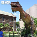 Playground Decoration Animatronic Dinosaur T-rex Exhibition