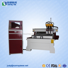 4 axis wood cnc router 3d engraving, cnc router cylinder engraving machine