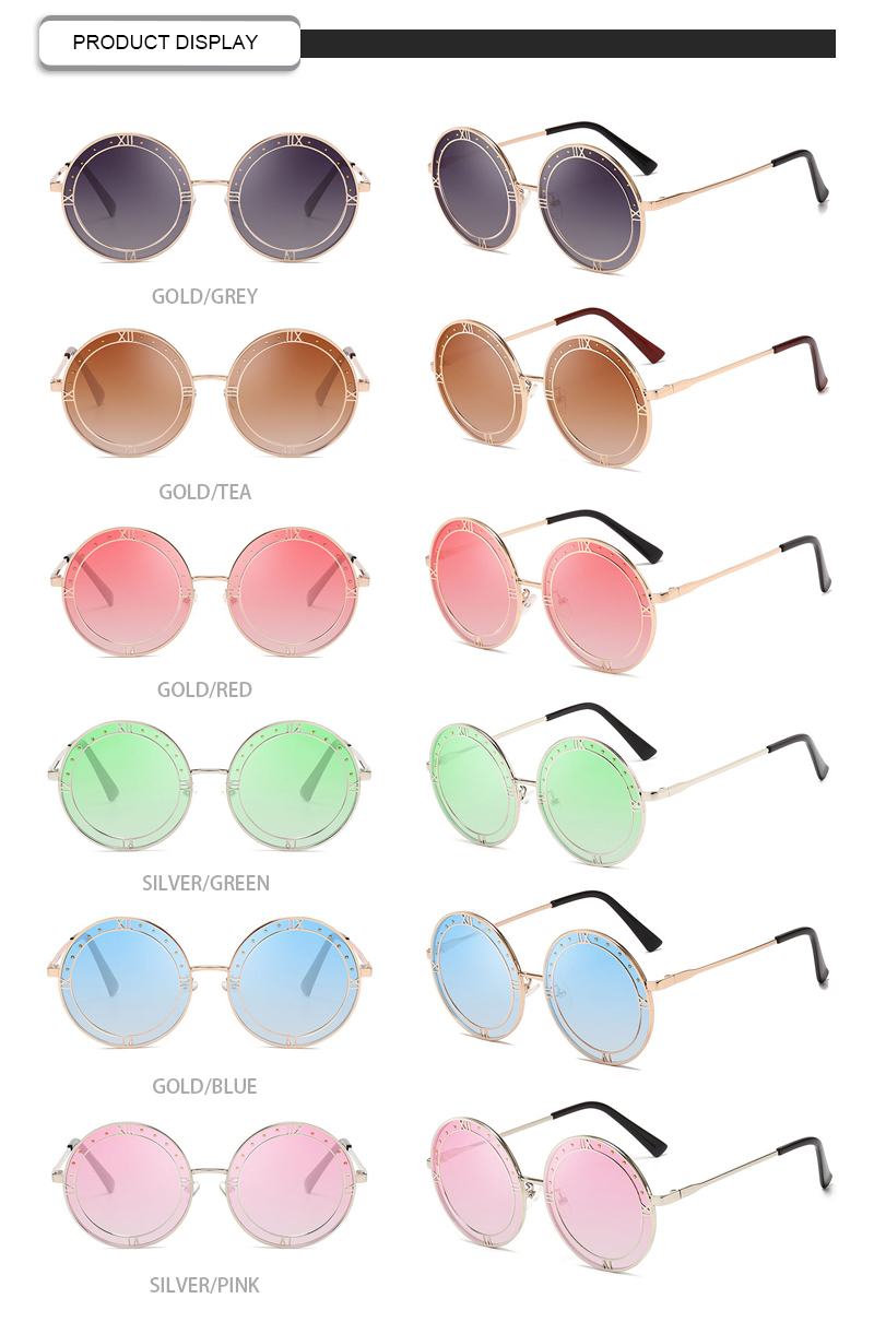 High-quality oversized sunglasses womens Supply-13