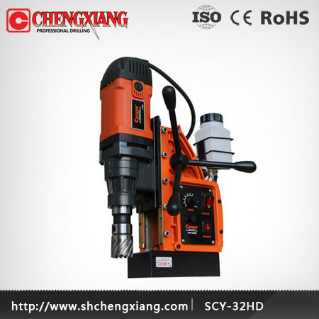 CAYKEN 32mm magnetic based drill equipment for sale.drilling supplier
