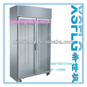 Glass door refrigeratorcommercial showcase buy upright glass glass door refrigerator commercial showcase planetlyrics Images