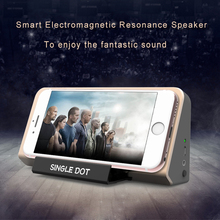 portable hot sale mobile phone mp3 player with big speaker