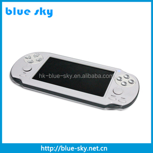 4.3 inch hot sale high quality 8gb game player with mp5 video converter