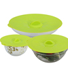 Cardhead Custom Packages Feiaoda 6pcs silicone round pan lid