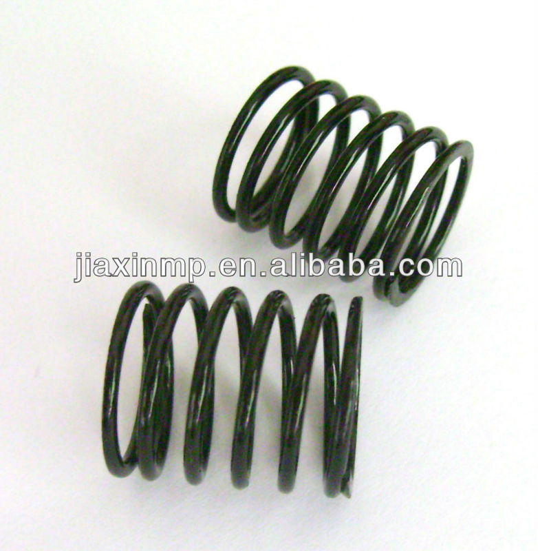 OEM custom made small coil spring in dongguan