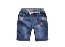 summer cotton casual shorts baby children fashion Frayed jean shorts good quality toddler boys and girl brand loose denim shorts