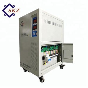 Industrial 3 Phase AC Automatic Voltage Stabilizer