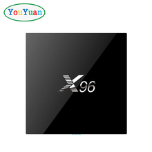 Youyuan x96 android tv box 2gb 16gb Amlogic S905X Quad Core free OEM LOGO