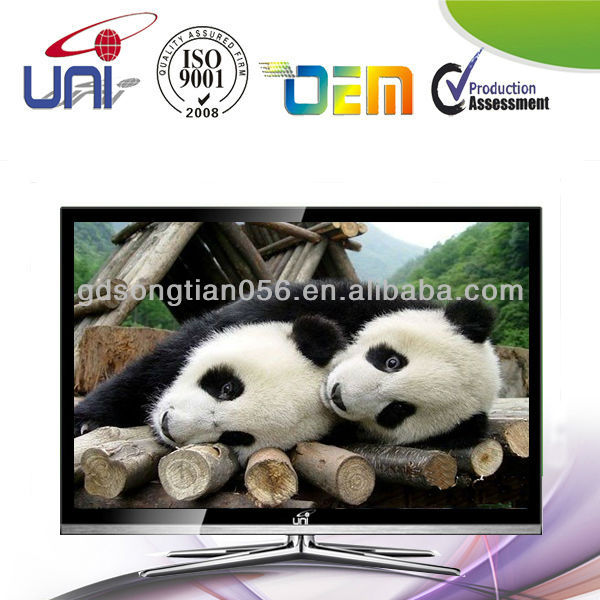 3D digital led tv, 55inch flat screen slim tv,china led tv price