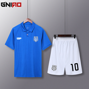 Wholesale top quality 2019 mew model France 100th Anniversary Edition national blue soccer team jersey