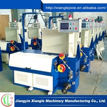 Hot Sale Fine New Model Blue And White High Speed Wire Drawing Machine