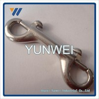 Grade 80 Clevis Self Locking Hook with Grip Latch (NCS type)