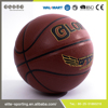 Hot sale top quality best price natural rubber ball basketball , PVC basketball , customize your own basketball