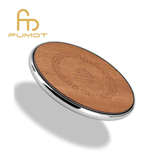 Fashion design cell phone accessories Qi wireless charger charging power mat for iPhone 8