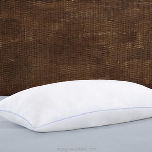 polyester Down Alternative Breathable Bed Pillows quilted pillow