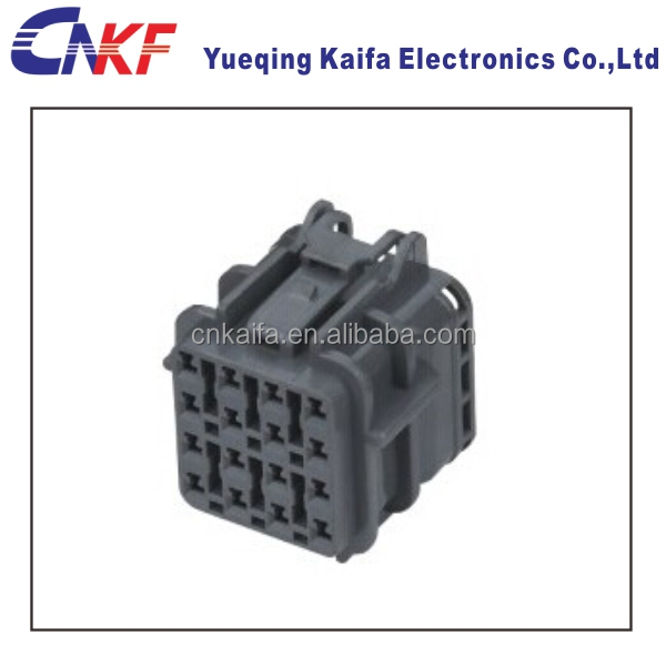 KET 16 pin car electronic alternative auto spare connector parts MG610350